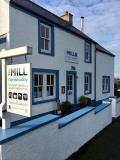 Places to eat - The Mill Café, Trefin