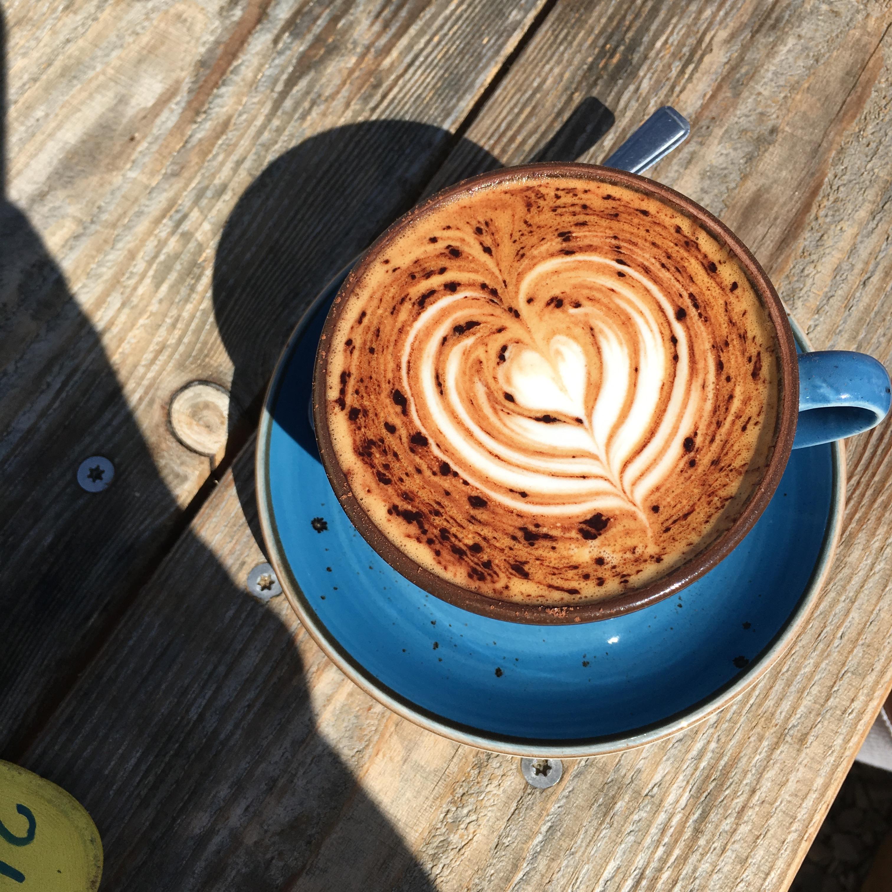 Places to eat - The Meadow Café, St Davids