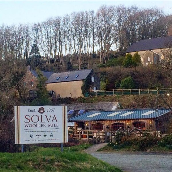 Solva Woollen Mill St Davids Escapes