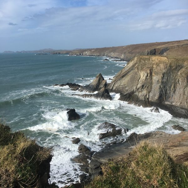 Coast Path Solva St Davids Escapes
