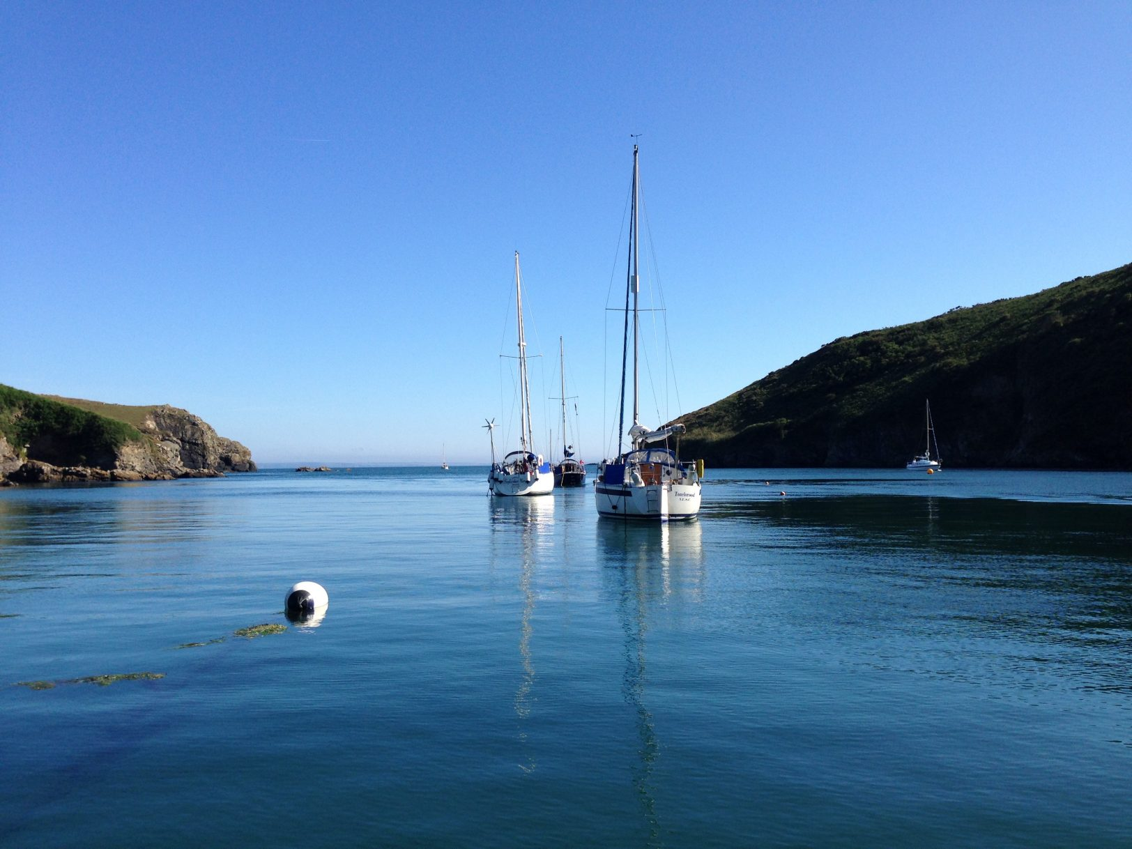 Solva Boats St Davids Escapes