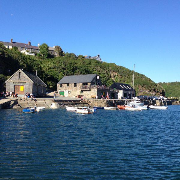 Solva harbour st davids escapes