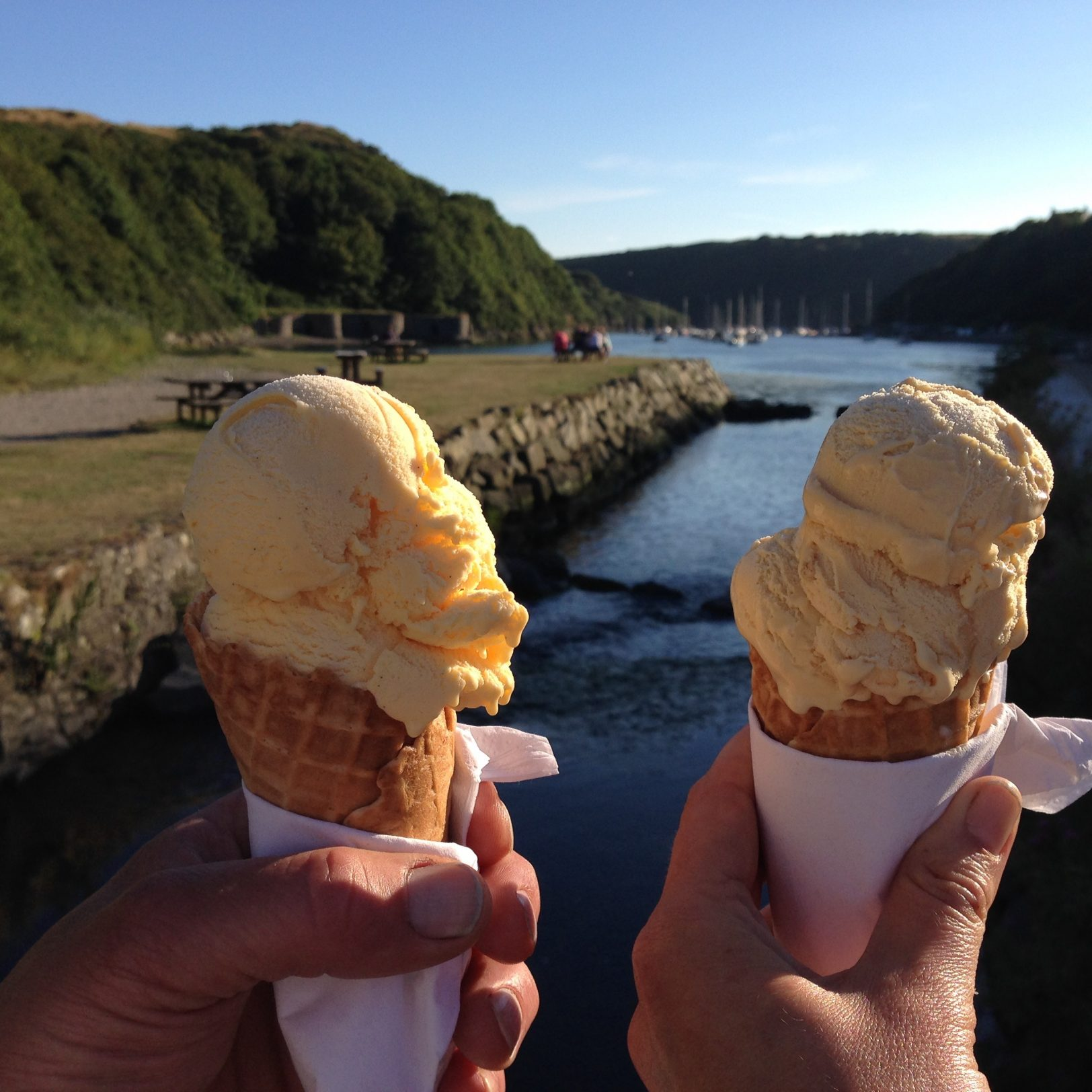 foodie's guide to Solva