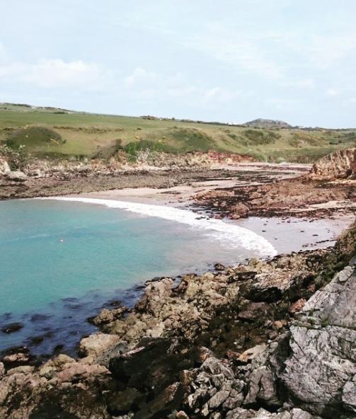 hidden beaches in pembrokeshire