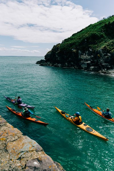take to the water in St Davids
