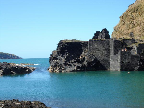 Blue Lagoon, Abereiddy