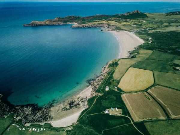 Porthselau Beach, Pembrokeshire