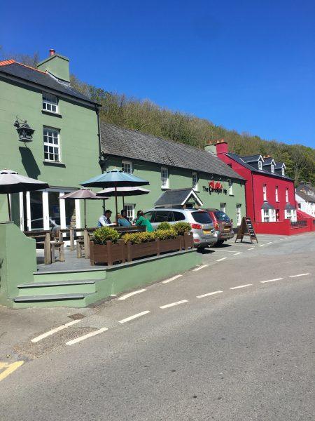 The Cambrian Inn, Solva