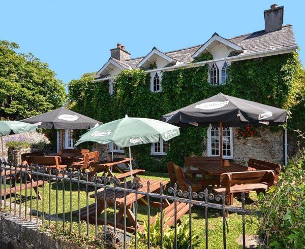The Brewery Inn, Cosheston - Dog-Friendly Pub