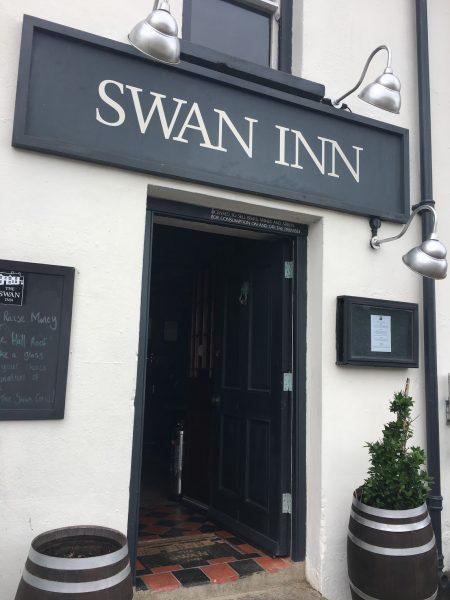 Swan Inn, Little Haven, Dog-Friendly Pub