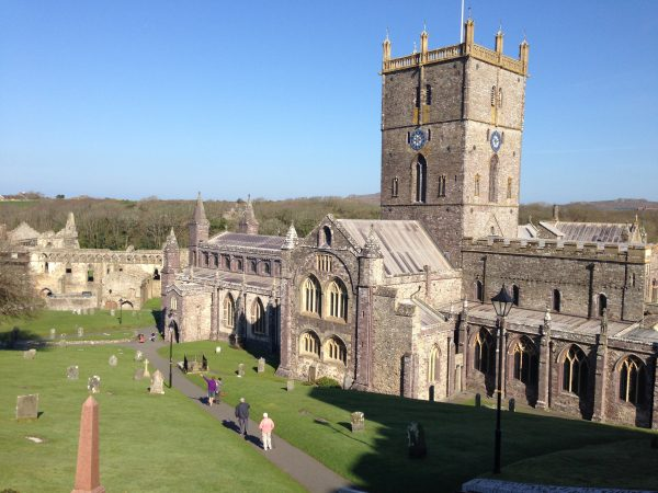 St Davids Cathedral Walking Tour