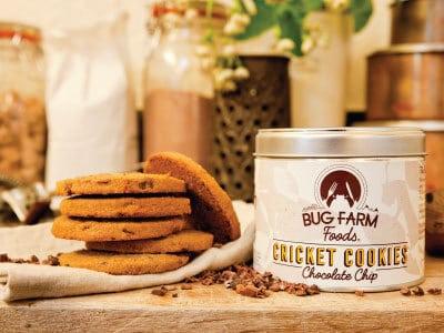 Bug Farm Foods Cookies
