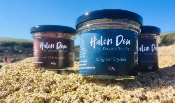 Halen Dewi Sea Salt